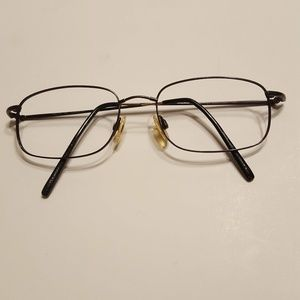 MARCHON FLEXON Eyeglasses 610 55x18x145 Gunmetal